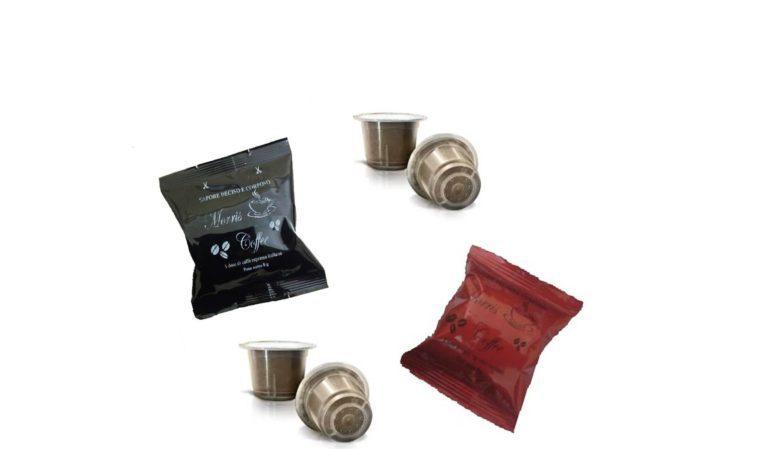 Caffè in capsula nespresso